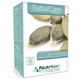 Sabalcare Blister Softgels 60 Nutrisan
