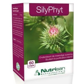Silyphyt Capsules 60x120mg Nutrisan
