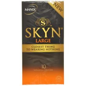 Manix Skyn Large Preservatifs 10