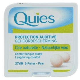 Quies Protection Audit.cire Nat.8 Paires