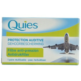 Quies Protection Auditive Earplanes Ad 1 Paire