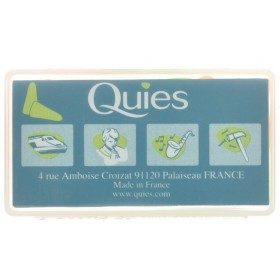 Quies Protection Auditive Mousse 3 Paires