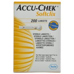 Accu Chek Softclix Lancet...