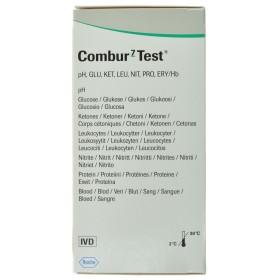 Combur 7 Test Strips 100...
