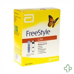 Abbott Maintenance Kit Freestyle Lite Trajet Soin