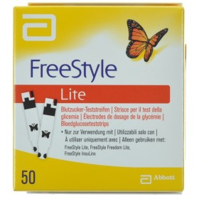 Freestyle Lite Strips 50...
