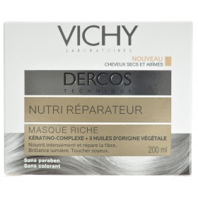 Vichy Dercos Masque Nutrirep. Chev Sec 200ml