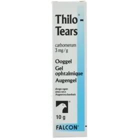 Thilo Tears Gel ophtalmique 10 Gr