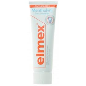 Elmex Dentifrice Protection Anti-carie Sans Menthol 75ml